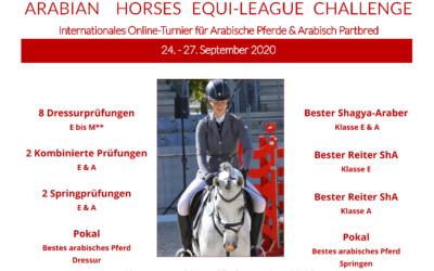 FSAT ARABIAN HORSES EQUI-LEAGUE CHALLENGE